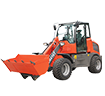 EVERUN ER4T SERIES WHEEL LOADER