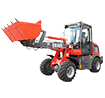 EVERUN ER4 SERIES WHEEL LOADER