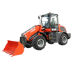 EVERUN ERF SERIES TELESCOPIC LOADER