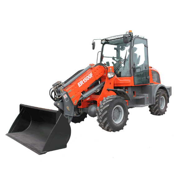 EVERUN ERF SERIES TELESCOPIC LOADER Telescopic Wheel Loader—ER1500F
